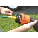 Sewer Hose Rinse Cap  39533