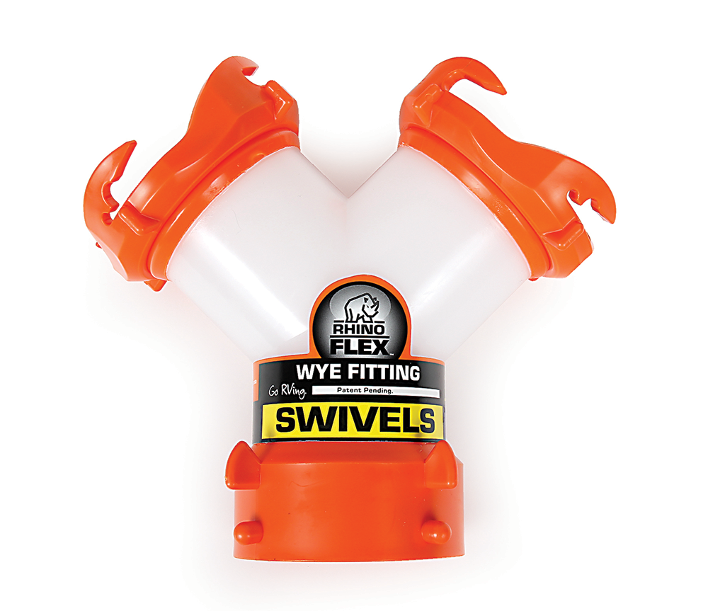 RhinoFLEX Swivel Wye