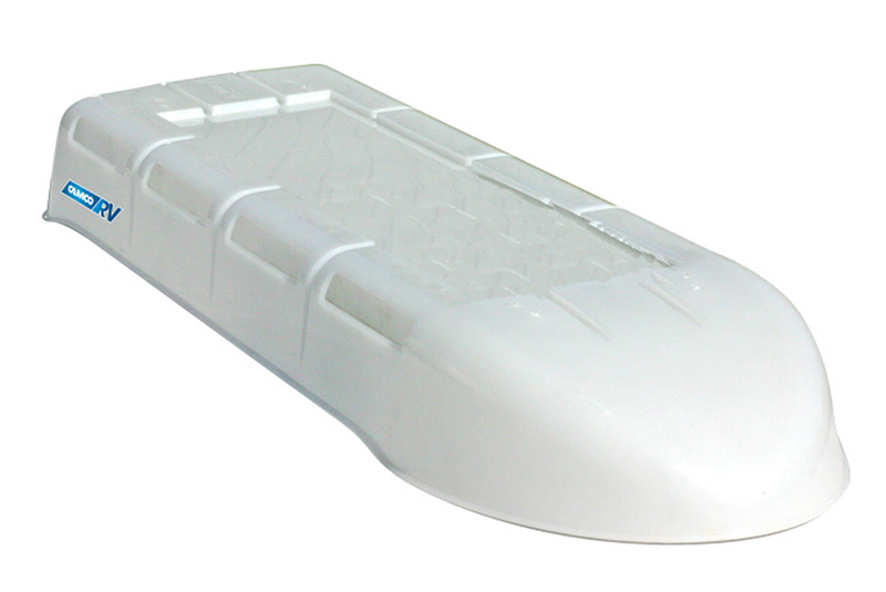 Refrigerator Vent Cover - Universal - White  42160