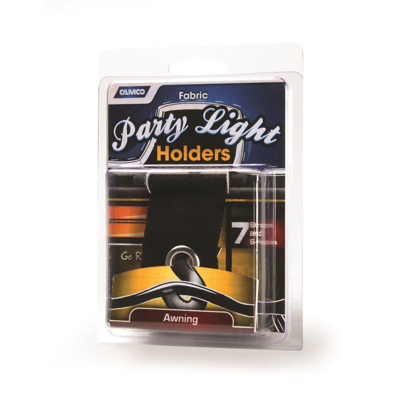 Fabric Party Light Holders - 7 / pack - 42733