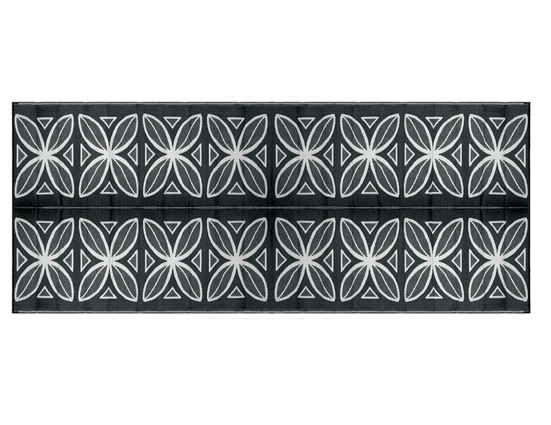 Patio Mat 8' x 20' - Charcoal