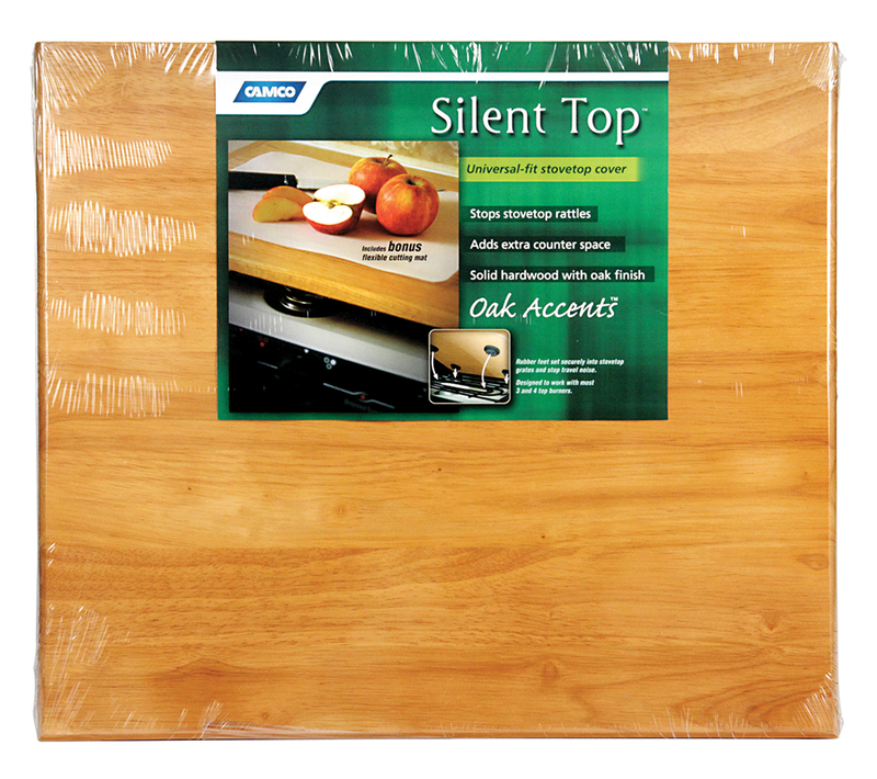 Universal Silent Top RV Cutting Board  43521