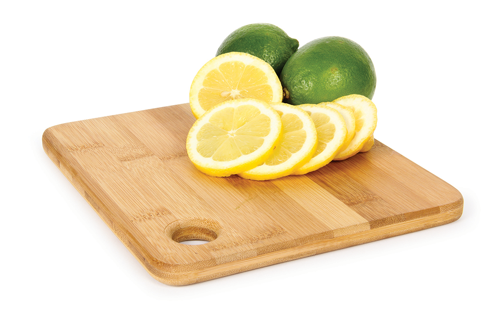 Bamboo Cutting Board - With Hole