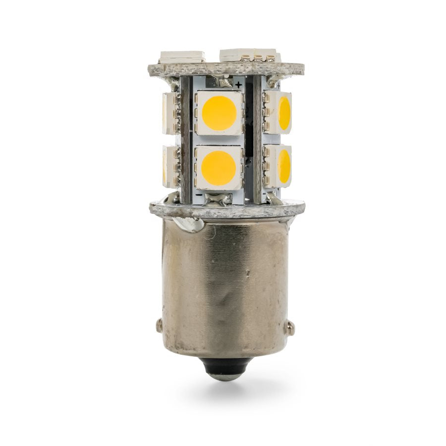 LED - 1003 - (BA15S) 13-LED 160lm - Bright White