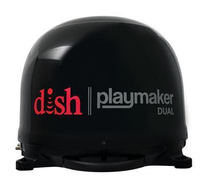 Winegard Playmaker Dual - Black Dome  PL-8035