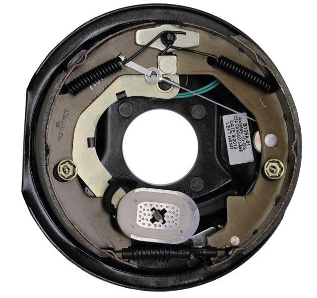 "10"" Electric Brake Assembly - Self Adjusting - Right - 296650"