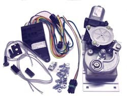 Kwikee Replacement Conversion Kit - Entry Step Motor/Gearbox Upgrade