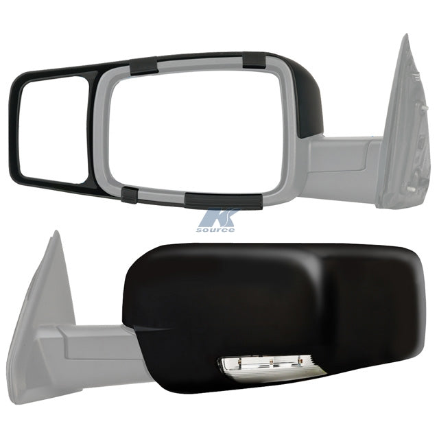Exterior Towing Mirror - Snap On - Ram 80710