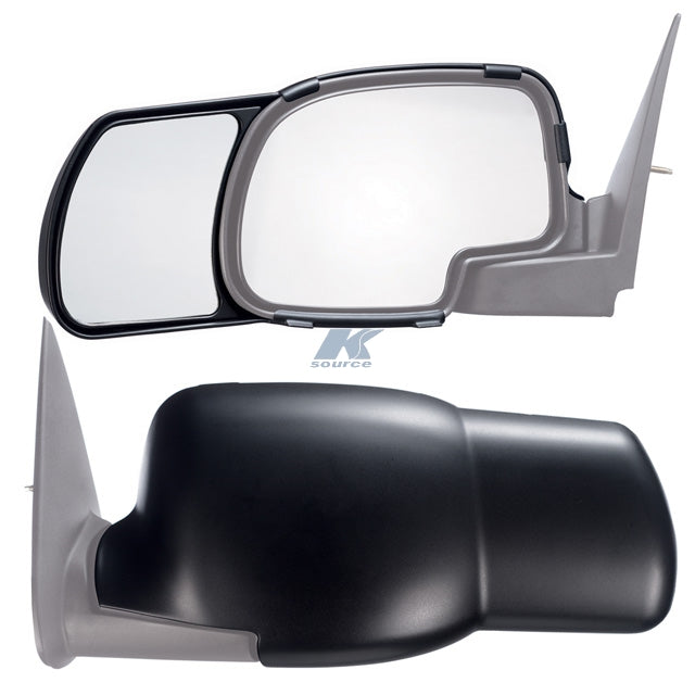 Exterior Towing Mirror - Snap On - Chevy/Cadi/GMC 80800