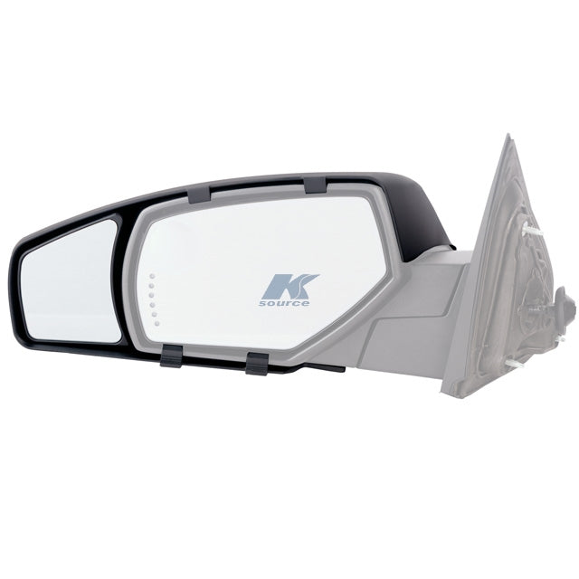 Exterior Towing Mirror - Snap On - Chevy/GMC 80910