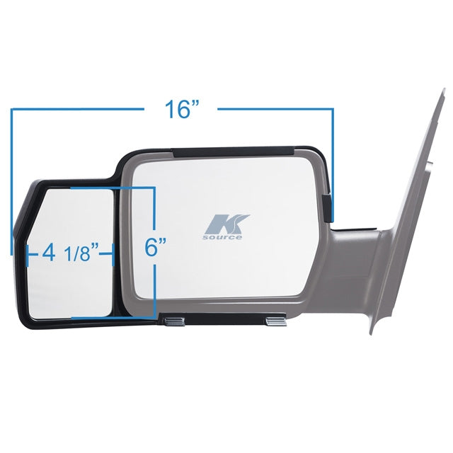 Exterior Towing Mirror - Snap On - Ford/Lincoln 81800