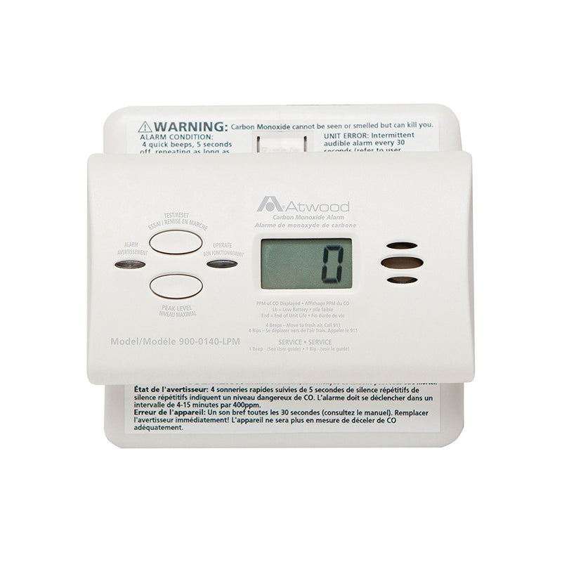 Digital CO2 Alarm - 32703