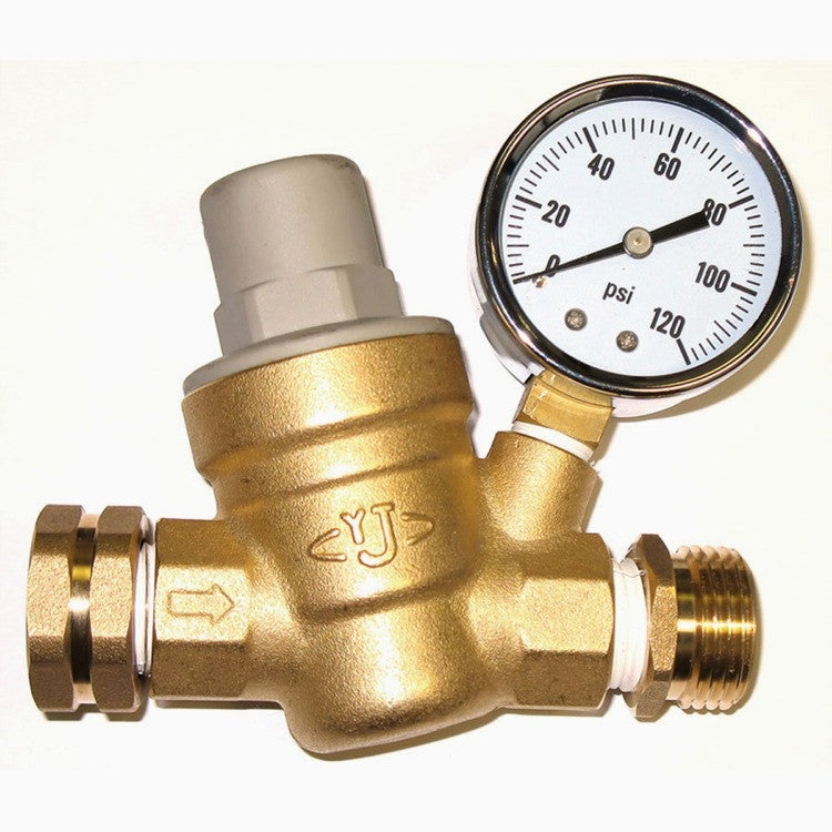 Adjustable RV Fresh Water Regulator