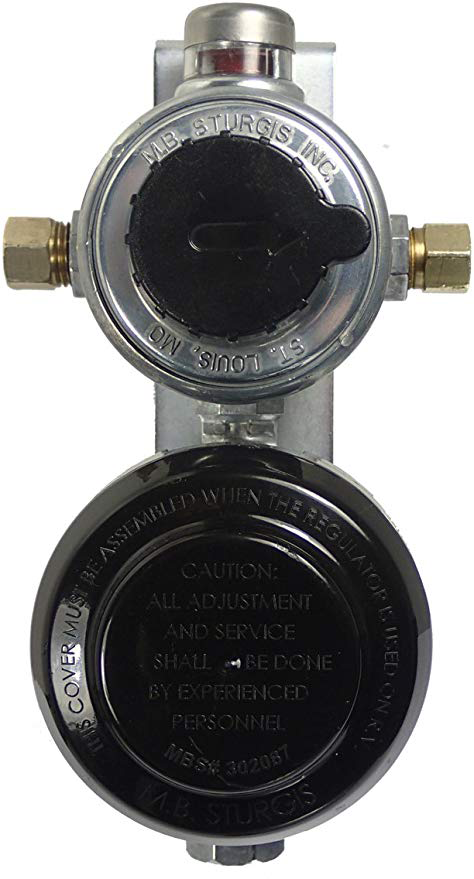 LP Gas Auto Changeover Regulator  888001, MB Sturgis