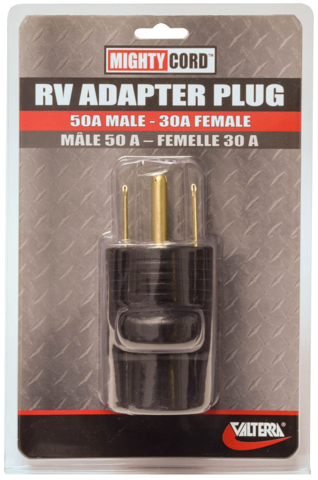 Mighty Cord 50AM-30AF Adapter Plug  A10-5030A