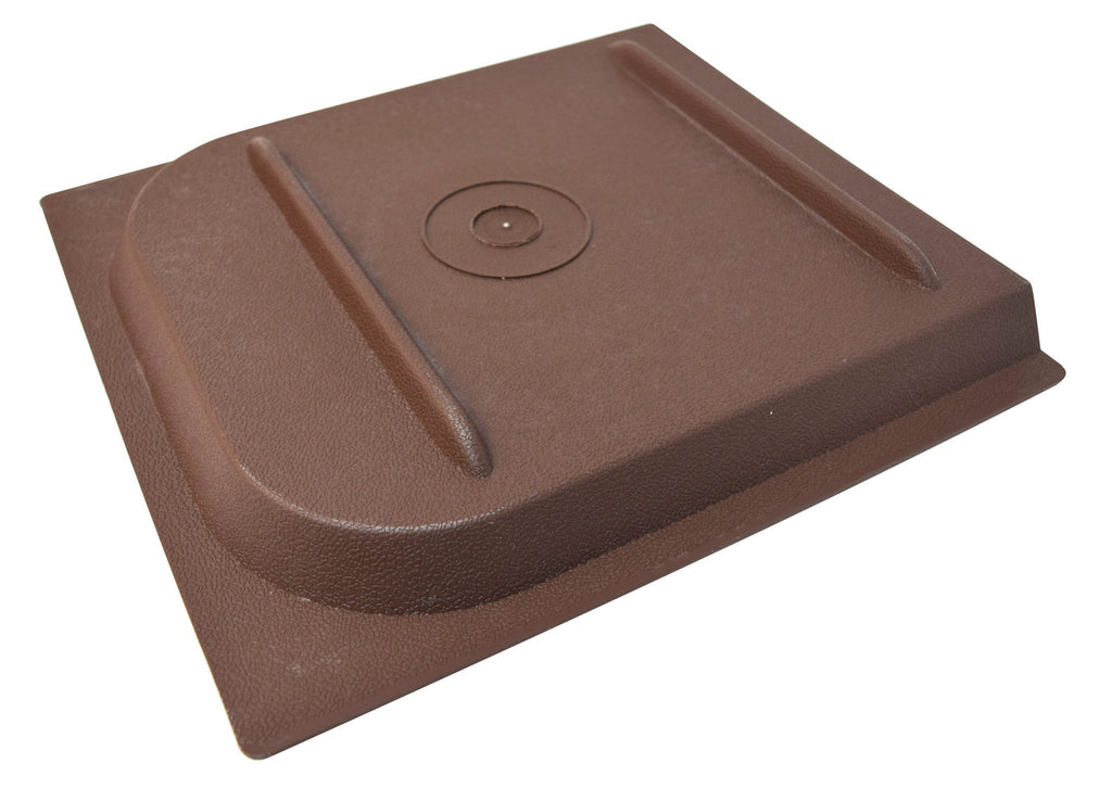 Screen Door Slide - P Series - Brown