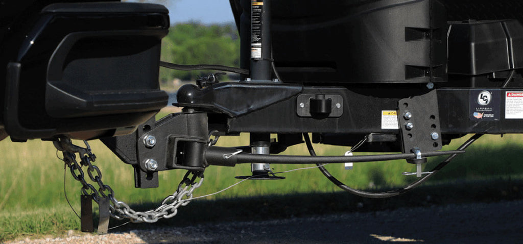 Blue Ox Track Pro  Weight Distribution Hitch - 1,000 / 10,000 - BXW1050
