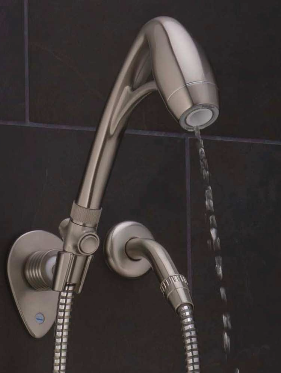 BodySpa RV Handheld Shower Kit - Brushed Nickle 26481