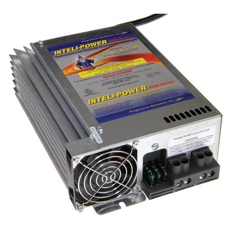 Inteli-Power 9200 Converter/Charger - 80 Amp - PD9280V