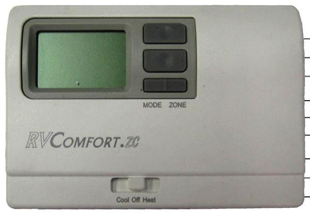 Coleman Digital Zone Control Thermostat - White