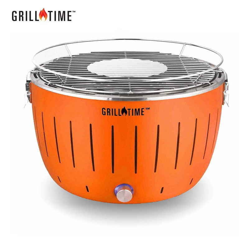 Grill Time Tailgater Portable Grill - Starter Pack - Orange  UPG-O-13
