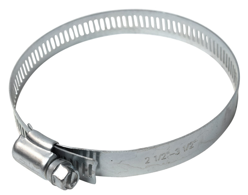 "3"" Hose Clamp - #48 - Galvanized Steel"