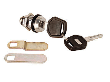 RV Baggage Door Lock Keyed - 7/8""