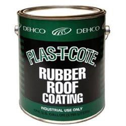 Rubber RV Roof Coating - Quart 16-46032