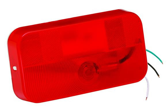 #92 Series - 1/clamshell - Surface Mount Taillight