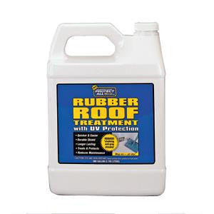 Rubber Roof Treatment - 1 gallon  68128