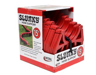 Slunky Support Cradle for RV Sewer Hose - 15' - Red