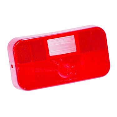 #92 Series - Lens Only - w/ Backup Light - Surface Mount Taillight