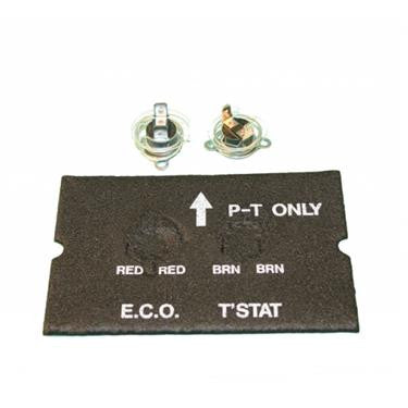 Water Heater ECO Thermostat Assembly - Front Mount - 140F - DSI Series