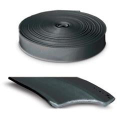 RV Vinyl Trim insert - Black - 25' Roll