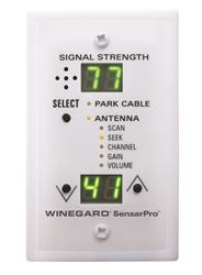 SensarPro TV Signal Strength Meter - White RFL-342