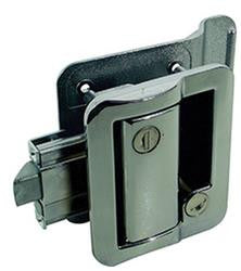 RV Door Lock - Chrome  43610-00