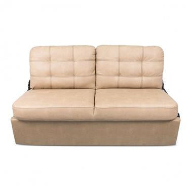 "Thomas Payne Jack Knife Sofa - Beckham Tan - 68"" W"