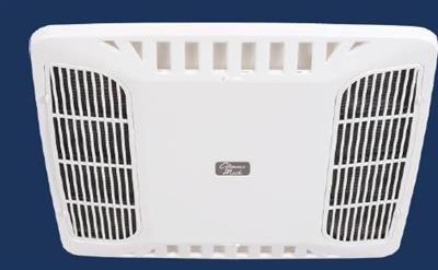 Coleman Mach ChillGrille Heat Ready - Ceiling Assembly 8430A635 - Lateral Ducted - White