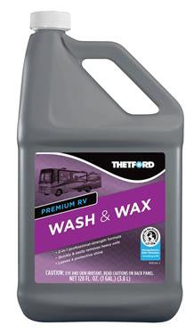 RV Wash and Wax - 1 gal