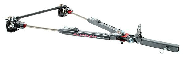 BlackHawk 2 All-Terrain Tow Bar - 422