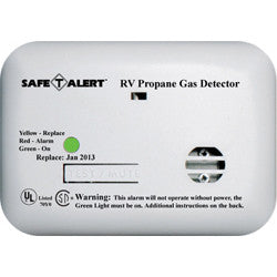 Mini LP Gas Alarm - Surface Mount - White - 20-441-P-WT