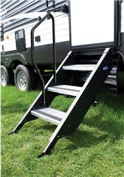 MorRyde RV Hand Rail - 3 Step Rail Only - STP214-029H