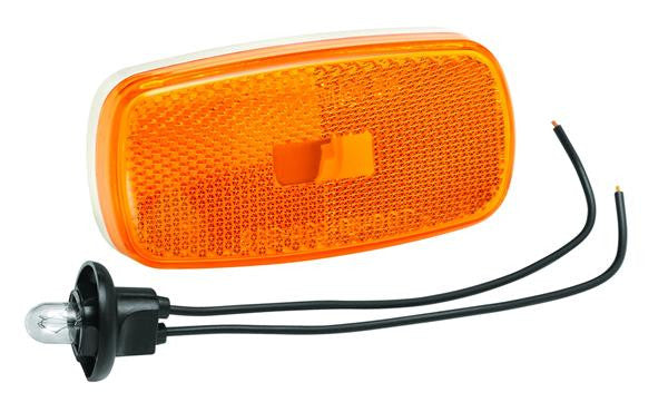 #59 Series - Clearance Light - Amber - 1/clamshell