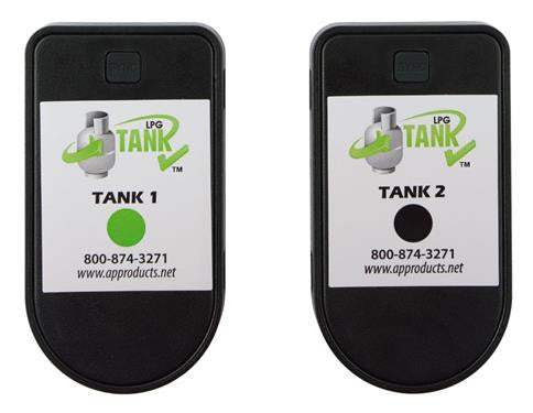 Tank Check Propane Level Indicator - Set of 2
