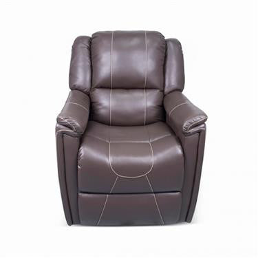 Swivel Glider Recliner - Majestic Chocolate