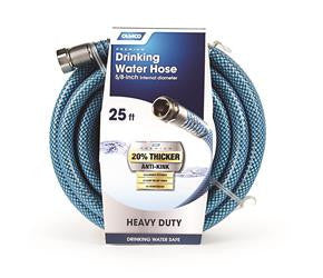 RV Fresh Water Hose with 2 Springs - 25'  22833