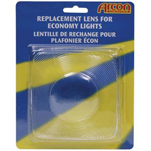 Replacement Dome Light Lens - Clear Optic 11826