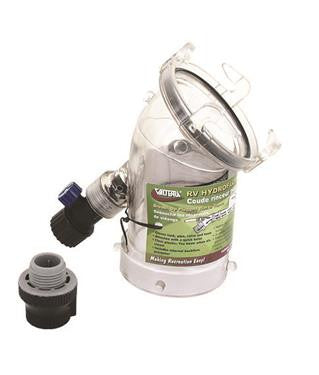 RV Sewer Tank Hydroflush