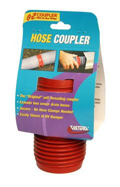 EZ Coupler Adapter for RV Sewer Hose HxH