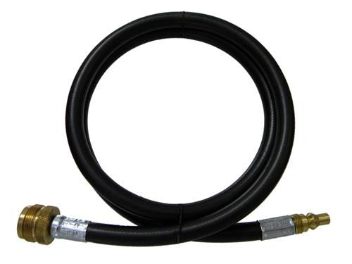 Dual Quick Connect Hose - 72""